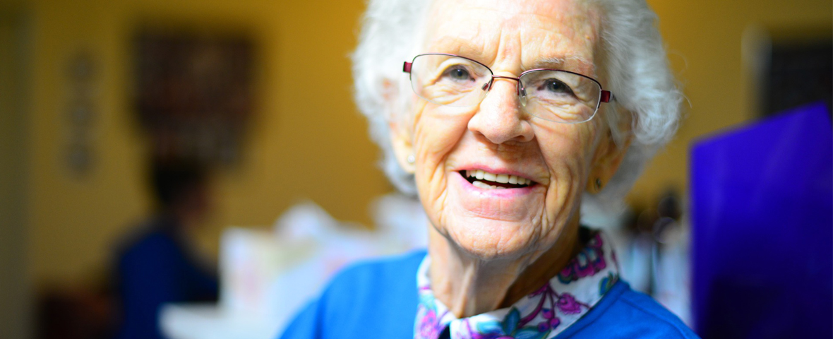 Observe elderly in their own home