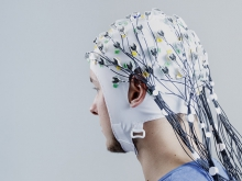Electroencephalography (EEG) - Photo made by Tobii Technology