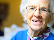 Observe older persons in their own home