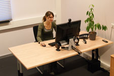 How does an usability lab work