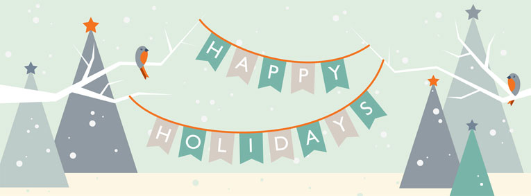 happy holidays from Noldus IT