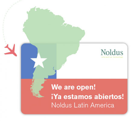 Noldus opens office in Latin America