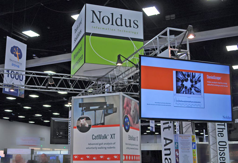 Meet Noldus in booth 1029 at Neuroscience 2016