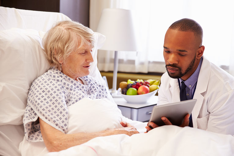 Implementing Tailored Activity Programs: Doctor patient interaction