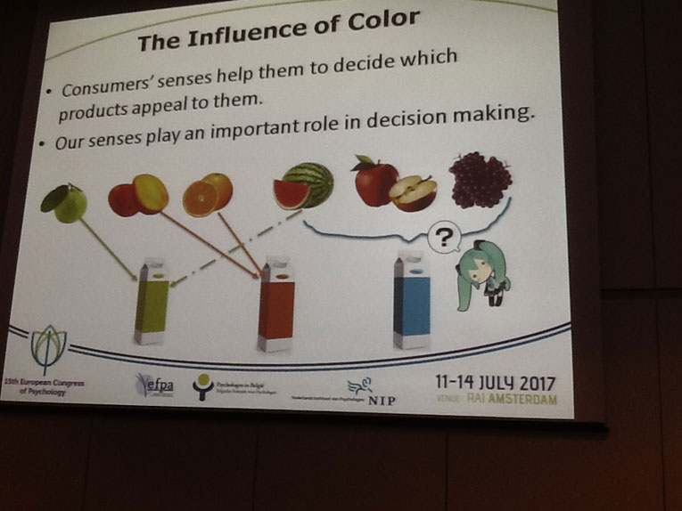 The influence of Color