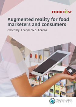 Augmented reality for feed marketers and consumers
