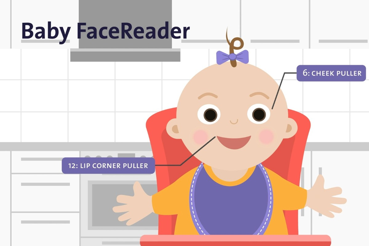 Baby FaceReader animation