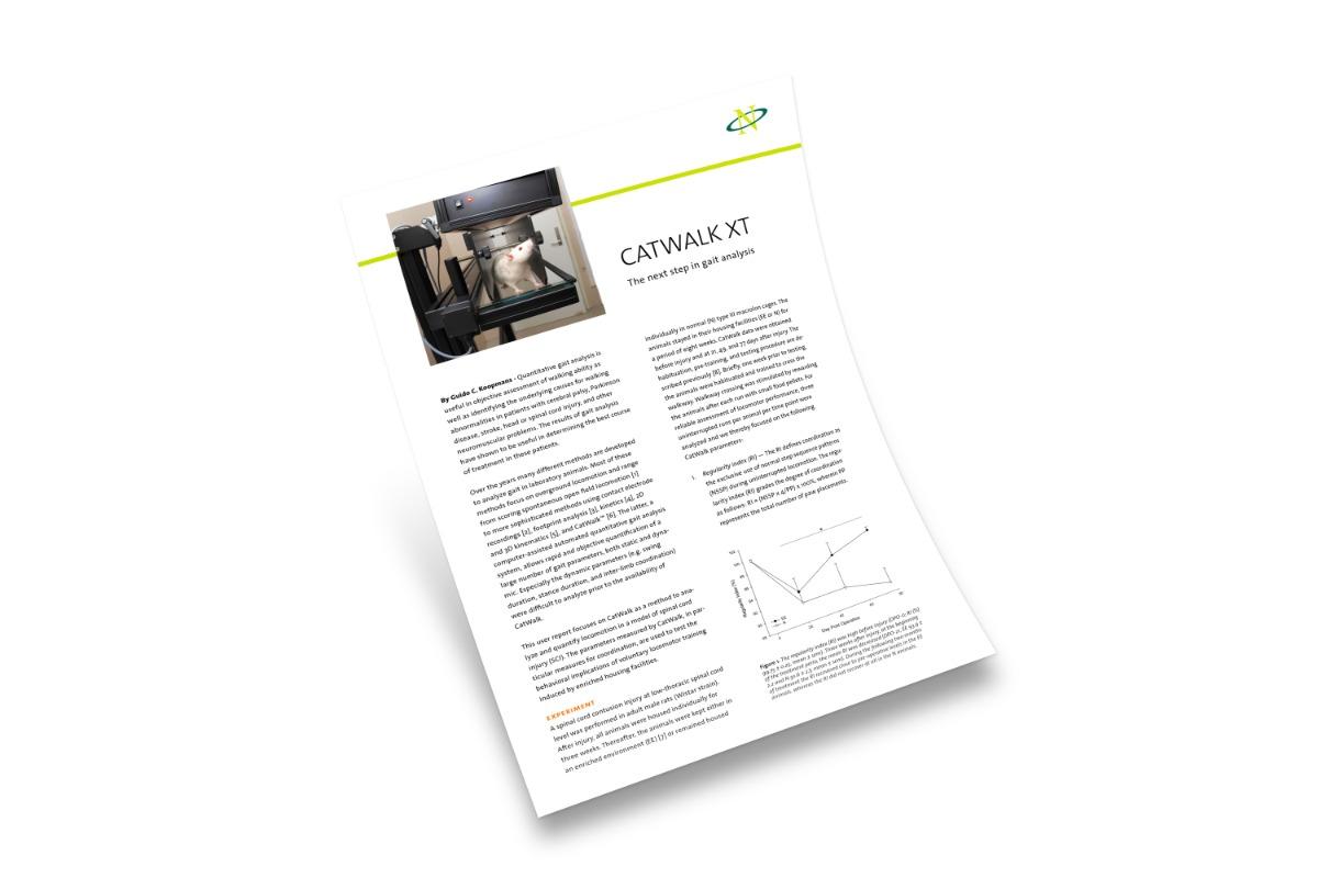 CatWalk XT case study Koopmans