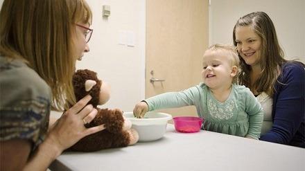 Centre for Infant Cognition Della Rollins