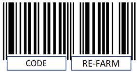 Code Re-farm