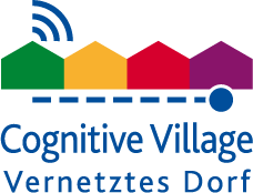 Cognitive Village logo for in text