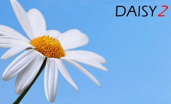 Daisy2 Logo for in text