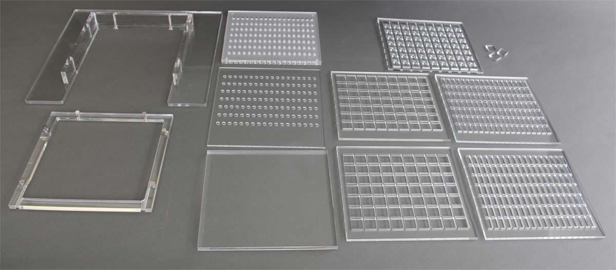 entolab assay plates customizable