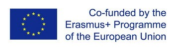 Erasmus plus logo for in text