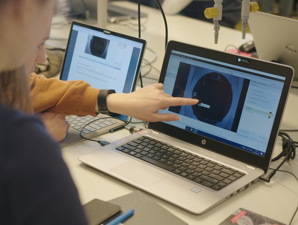 EthoVision XT education laptop students