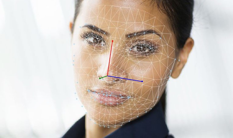 FaceReader mash grid woman female