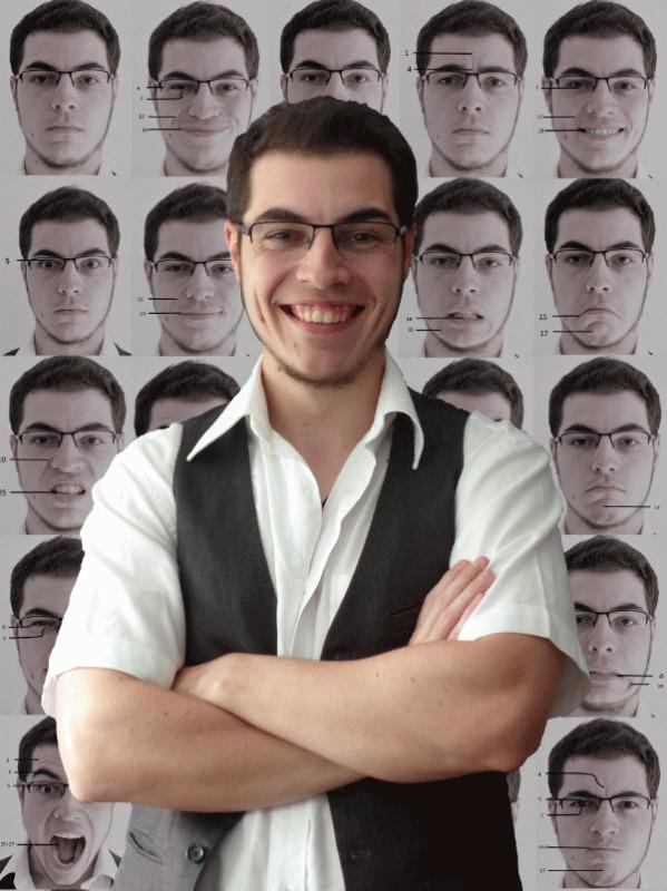 Jan Zumhasch man with glasses facereader