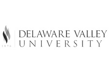 logo delaware valley university