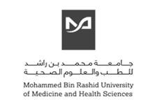 logo mohammed bin rashid university