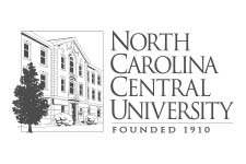 logo north carolina central university