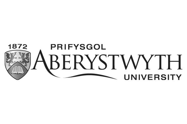 logo university aberystwyth
