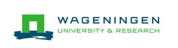 logo WUR wageningen university color