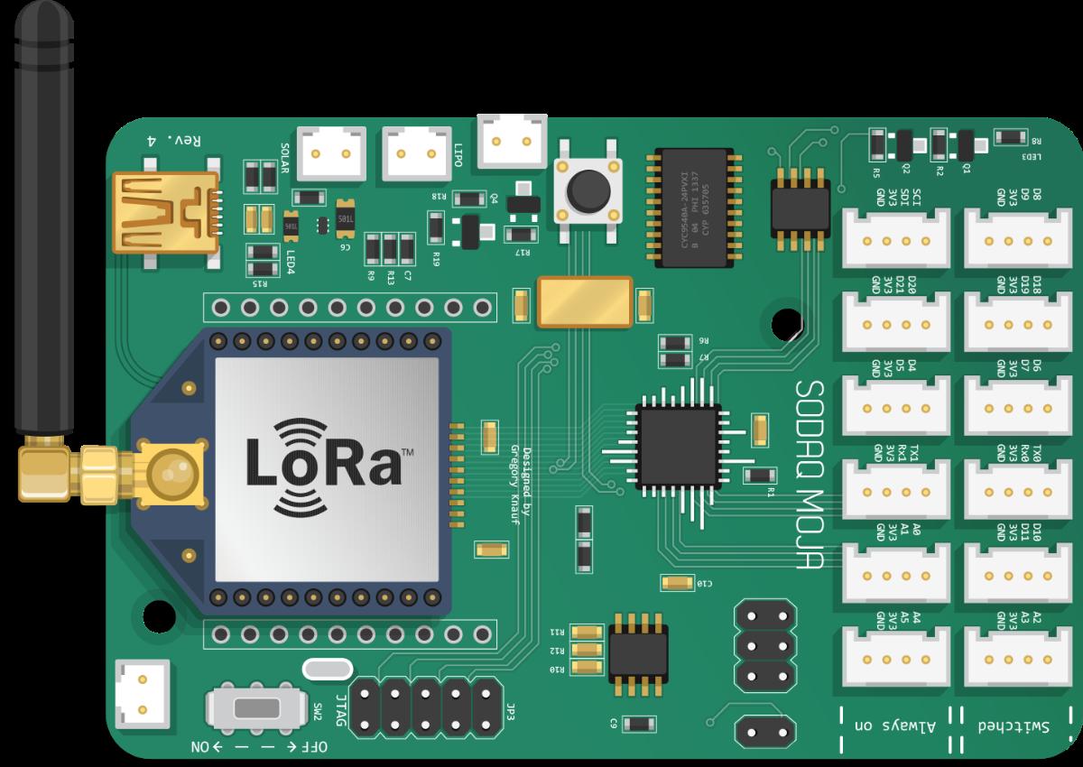 LoRa device
