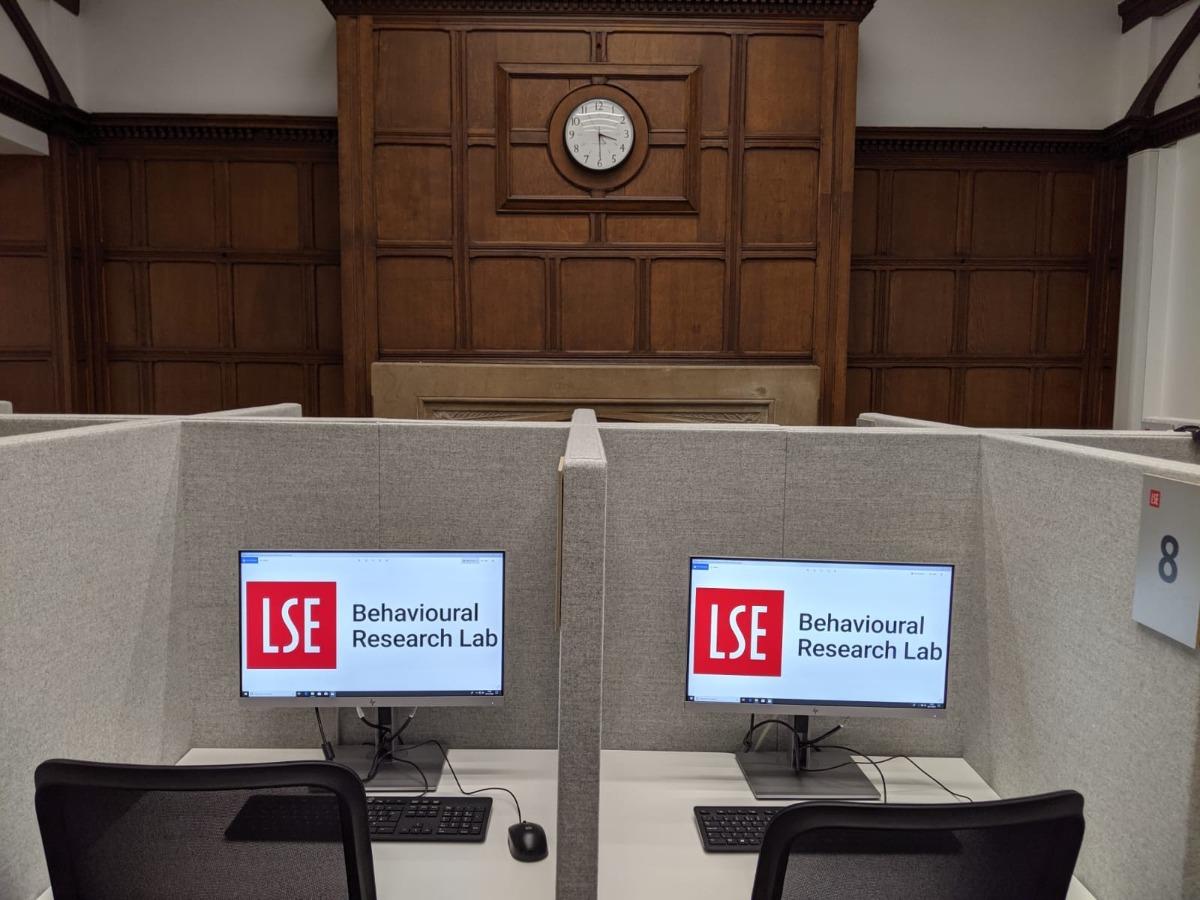 LSE behavioral lab