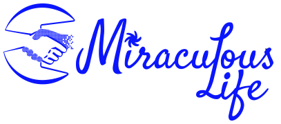 Miraculous logo for in text