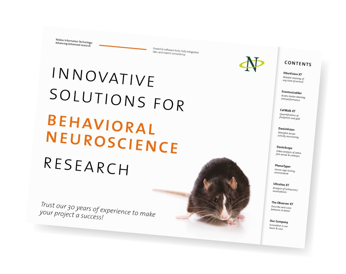 Product portfolio behavioral neuroscience