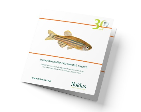 Product portfolio zebrafish research
