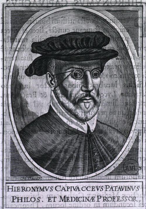 Prof Hieronymus Capivacceus