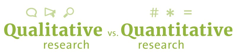 Qualitative vs Quantitative