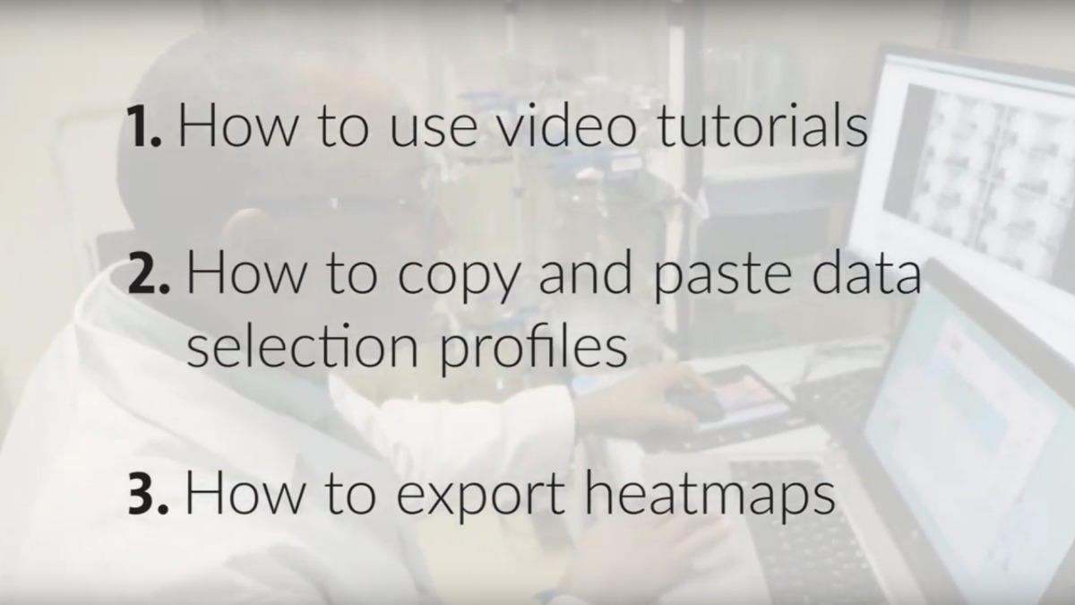 screenshot 3 tips video ethovision