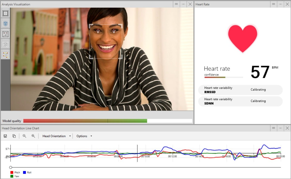 FaceReader 9 offers an increased number of outputs