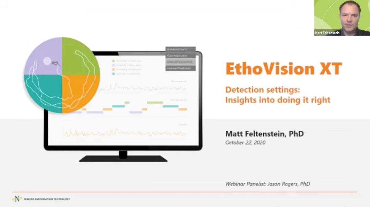 screenshot webinar detection settings ev