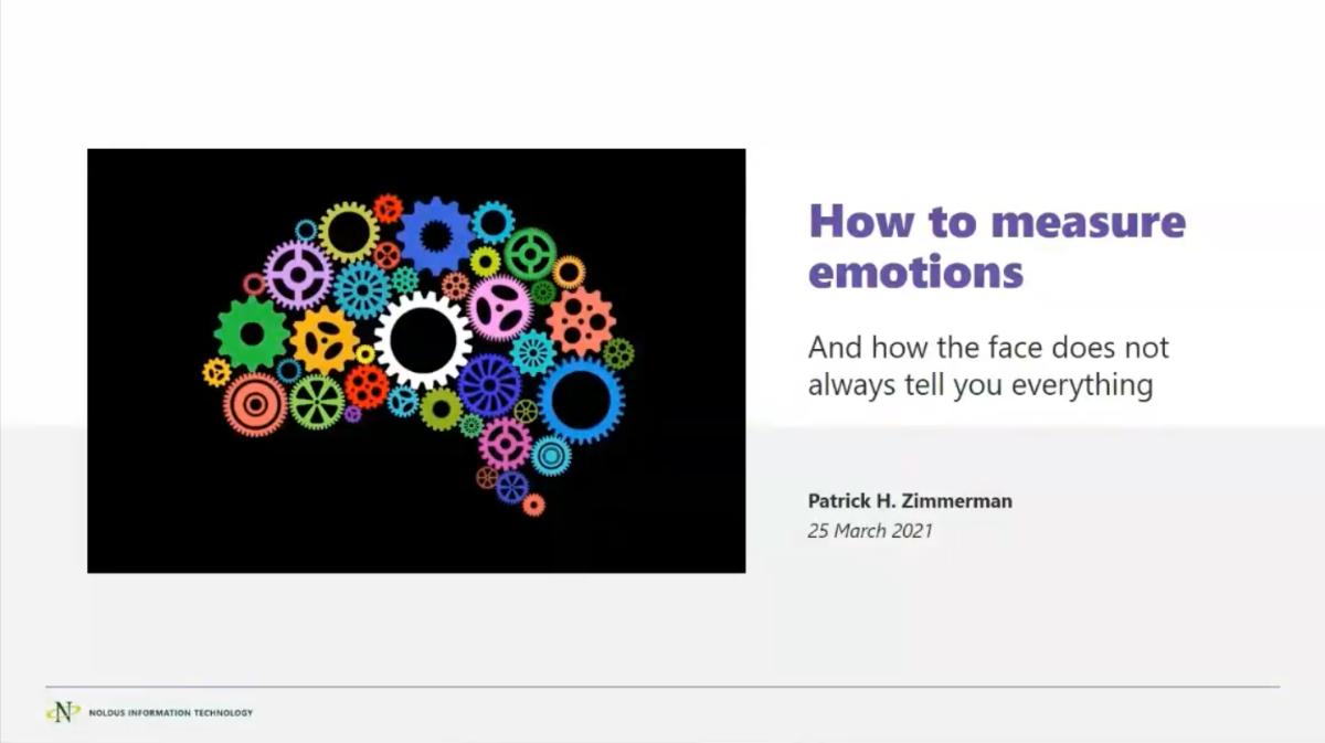 screenshot webinar measure emotions