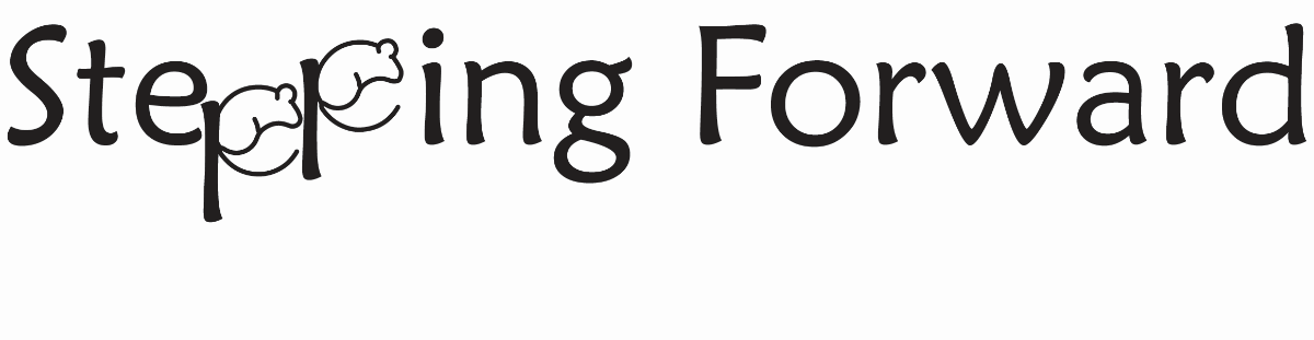 Stepping Forward project logo
