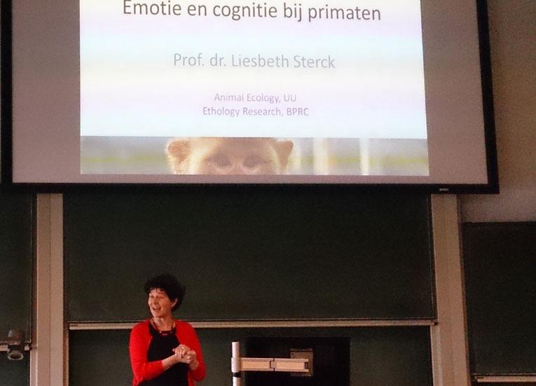 Symposium Berry Spruijt Liesbeth Sterck