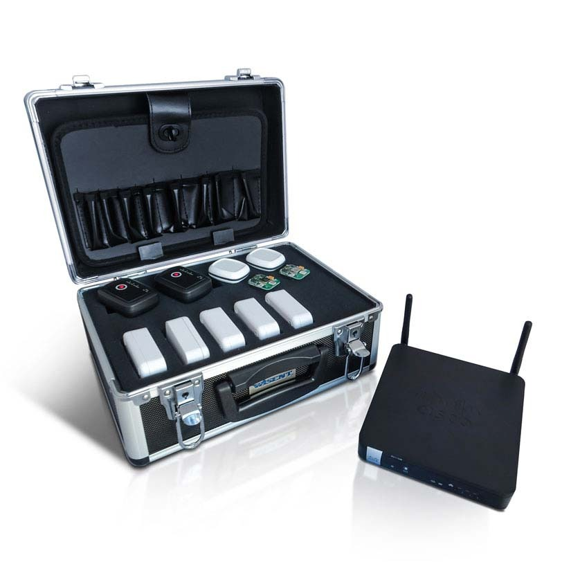tracklab portable tracking lab case