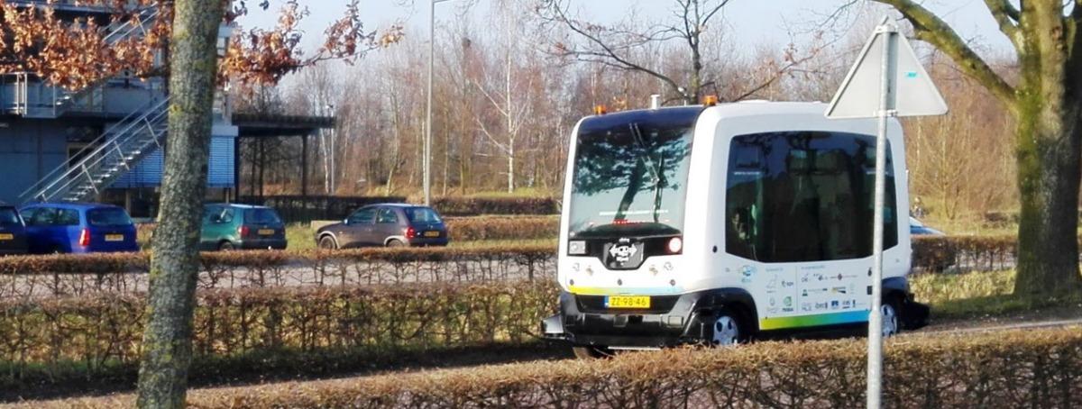 WEpod car autonomous driving