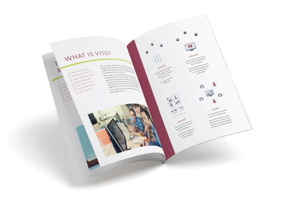 White paper Viso behind the scenes
