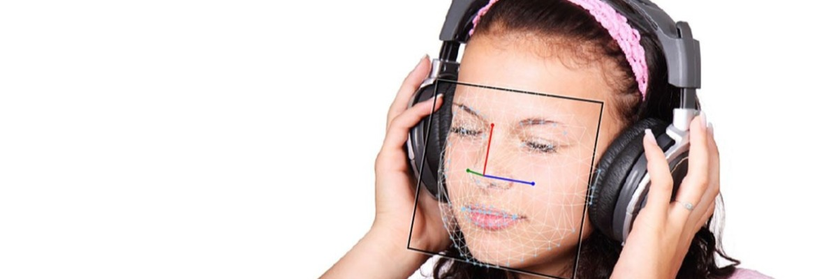 Using facial expression analysis during a musical experiment