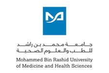 Mohammed Bin Rashid University Logo