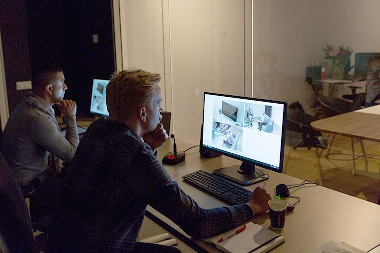 KPN user experience lab