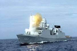 TNO Navy Ship Bomb Sea