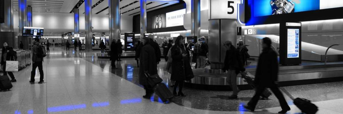 Effective security screening and airport processes