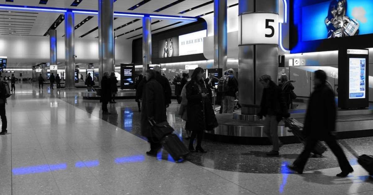 behavior-airport