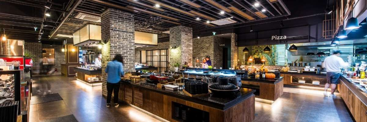 Consumer behavior: do we enjoy the buffet to its fullest potential?