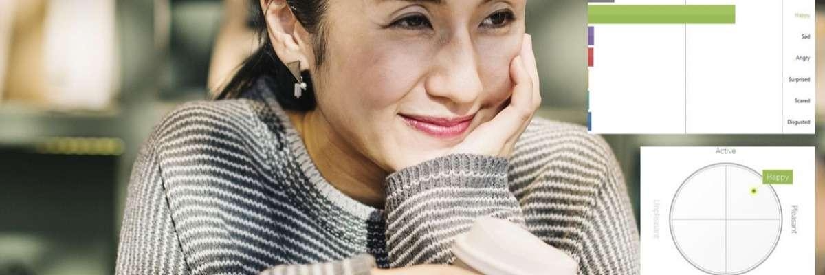 3 Emotional studies with FaceReader